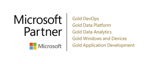 Microsoft Gold competencies badge